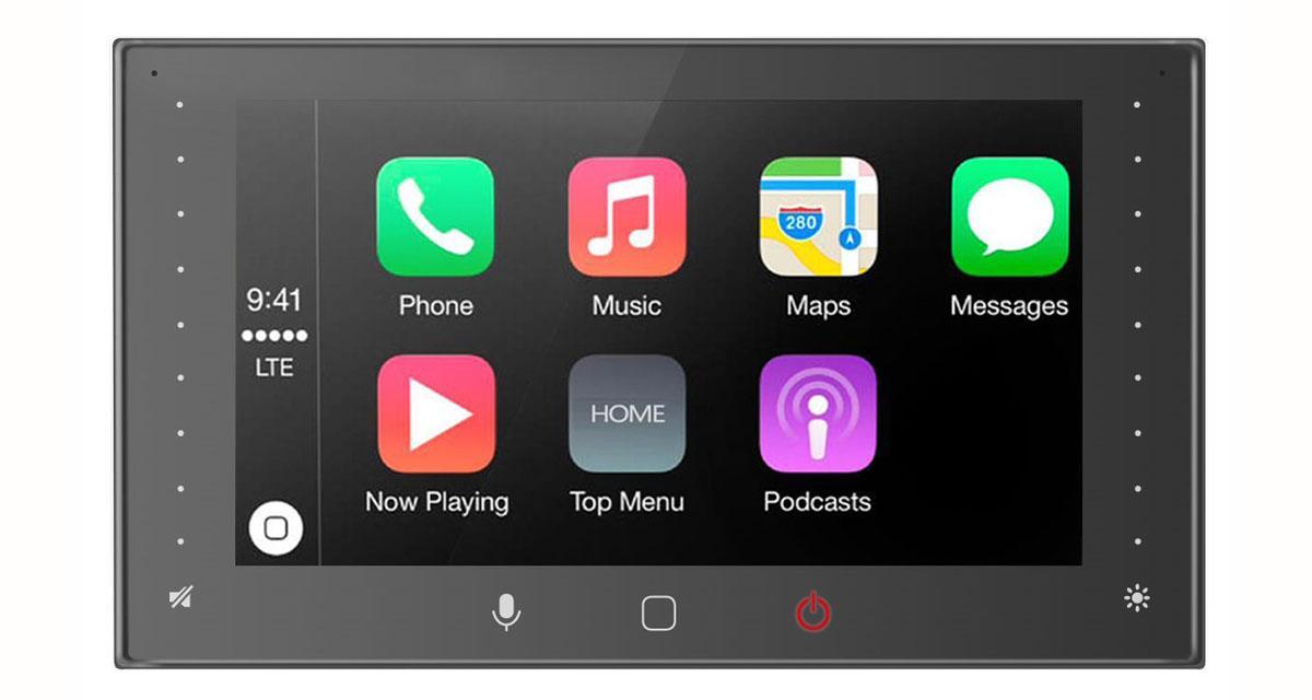 La gamme multimédia de Phonocar s'enrichit d'un autoradio CarPlay