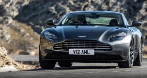 Une Aston Martin DB11 à moteur V8 AMG pour le salon de Shanghai ?