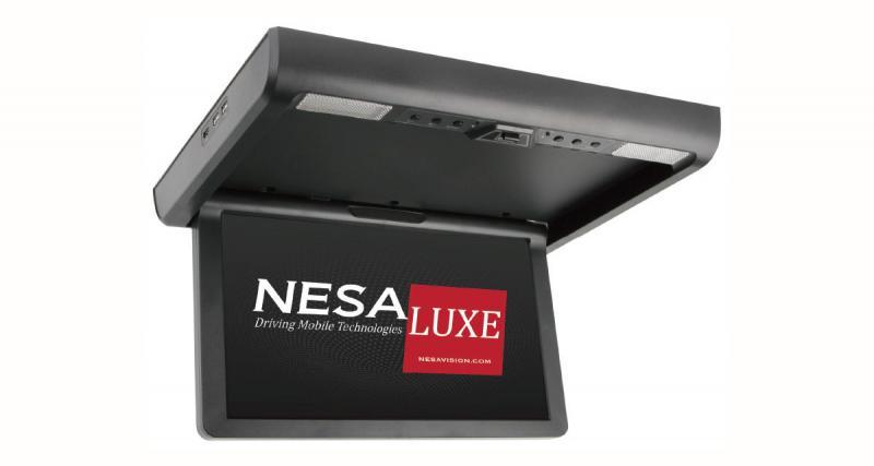Nesa Vision présente un nouvel écran plafonnier avec connectivité pour les Smartphones