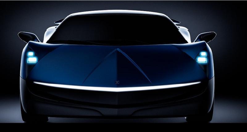 La nouvelle marque suisse Elextra promet avoir créé la voiture la plus rapide au monde