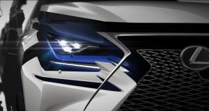 Restylage imminent pour le Lexus NX