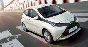 Toyota Aygo : la version suréquipée X-Play Touch à 99 euros par mois