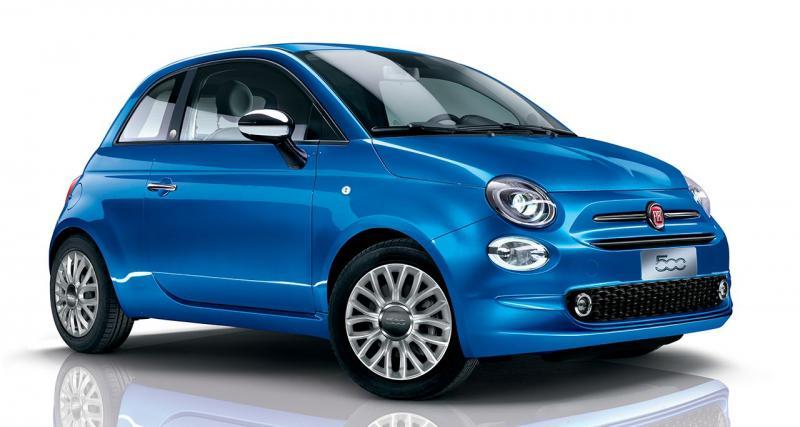 Fiat 500 Mirror : une série spéciale ultra-connectée