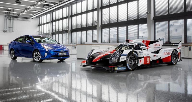 24 Heures du Mans : Toyota officialise sa TS050 2017