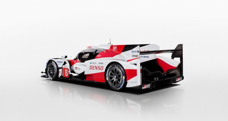 Lapierre de retour chez Toyota pour le Mans et Spa