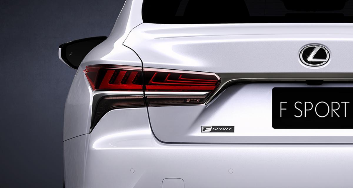 Lexus LS : une version F Sport dans les cartons