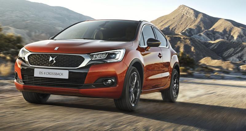 Rappel : risque d'ouverture du capot inopinée pour les Citroën C4 et DS 4