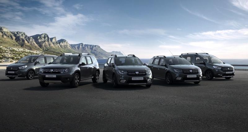 Toute la gamme Dacia enfile une tenue d'explorateur