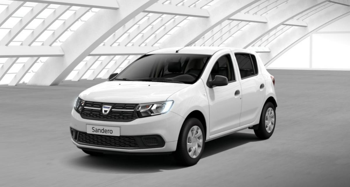 3 euros par jour pour une dacia sandero c 39 est possible. Black Bedroom Furniture Sets. Home Design Ideas