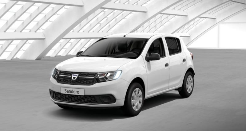 Jours + Malins Dacia : la Sandero à partir de 3 euros par jour sans apport !