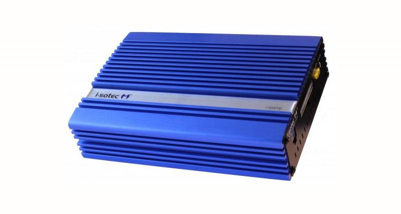 I-Sotec étoffe sa gamme d'amplis « plug and play » avec un modèle 5 canaux