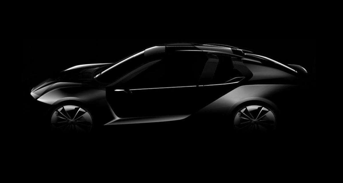 Qoros 9 Qlectric Concept : une super-berline conçue avec Koenigsegg