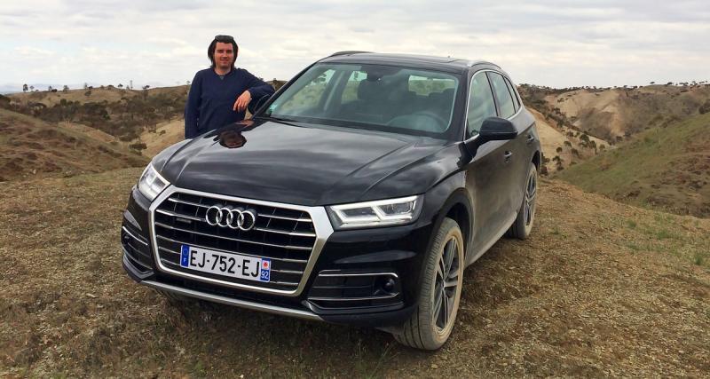 Essai Audi Q5: décrocher les étoiles