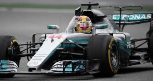 F1 - GP de Chine 2017 : Hamilton s'impose, Ocon encore dans les points