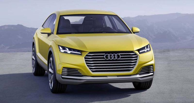Audi confirme l'arrivée du Q4 en 2019