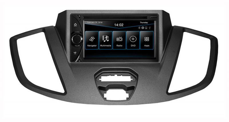 ESX étoffe sa gamme de systèmes multimédia pour camping-cars avec un modèle pour le Ford Transit