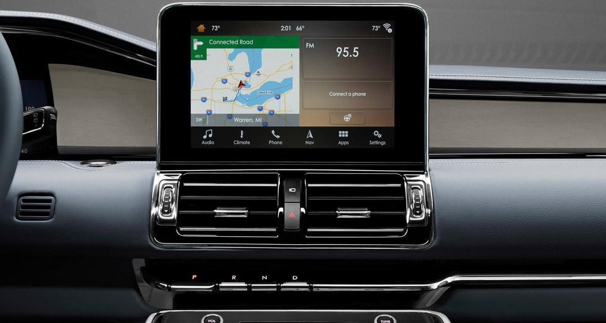 Le nouveau Lincoln Navigator sera équipé du CarPlay et d'Android Auto