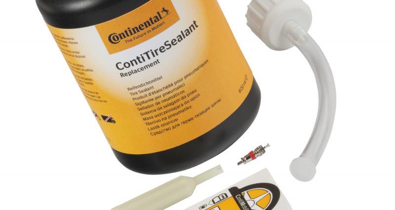 Injection manuelle pour le ContiSealantKit