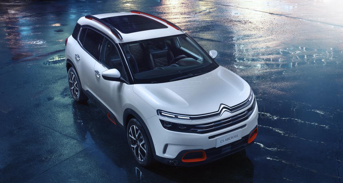 Citroën C5 Aircross: une technologie de suspension inédite