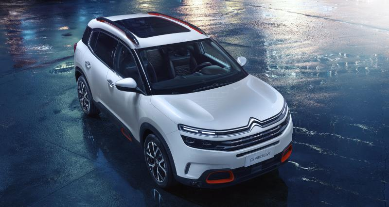 Citroën C5 Aircross : une technologie de suspension inédite
