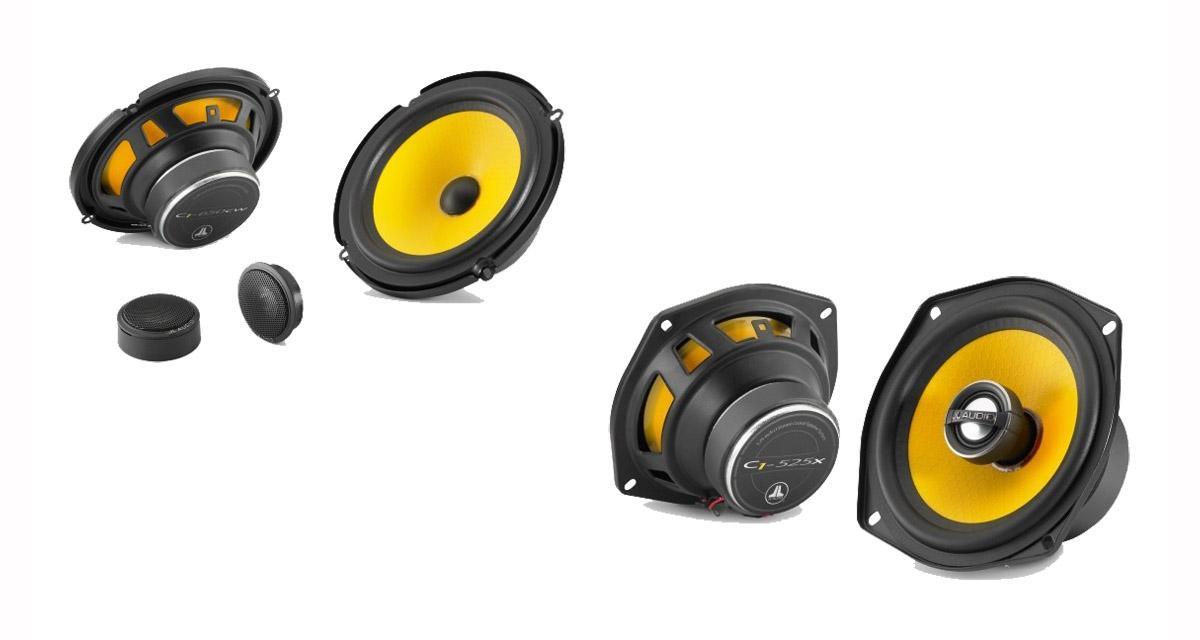 JL Audio dévoile une nouvelle gamme de HP pour équiper les emplacements d'origine