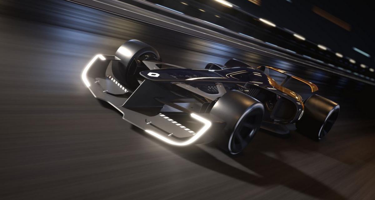 Renault RS 2027 : le futur de la F1 selon le losange
