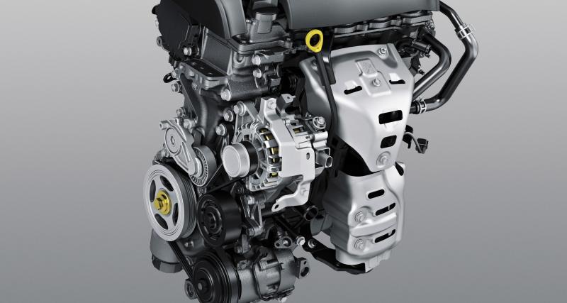Un nouveau 1.5 atmo pour épauler l'hybride