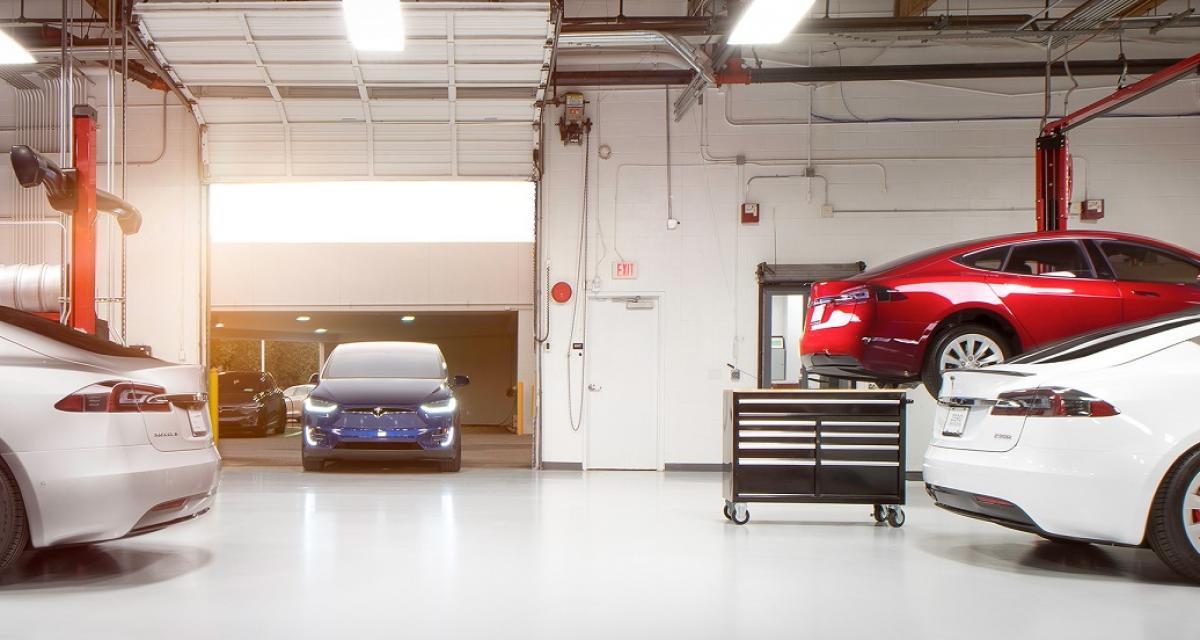 Tesla rappelle 53 000 Model S et Model X à travers le monde
