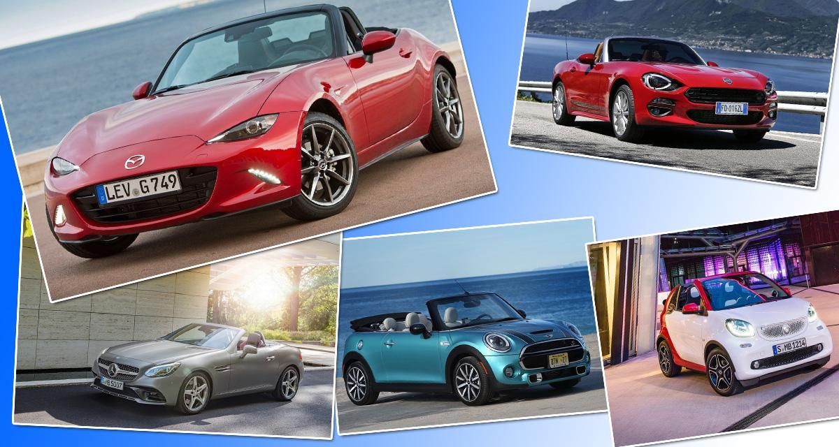 Guide d'achat: la Mazda MX-5 face à ses rivales