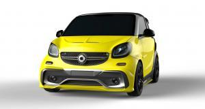 Aspec transforme la Smart ForTwo en AMG de poche