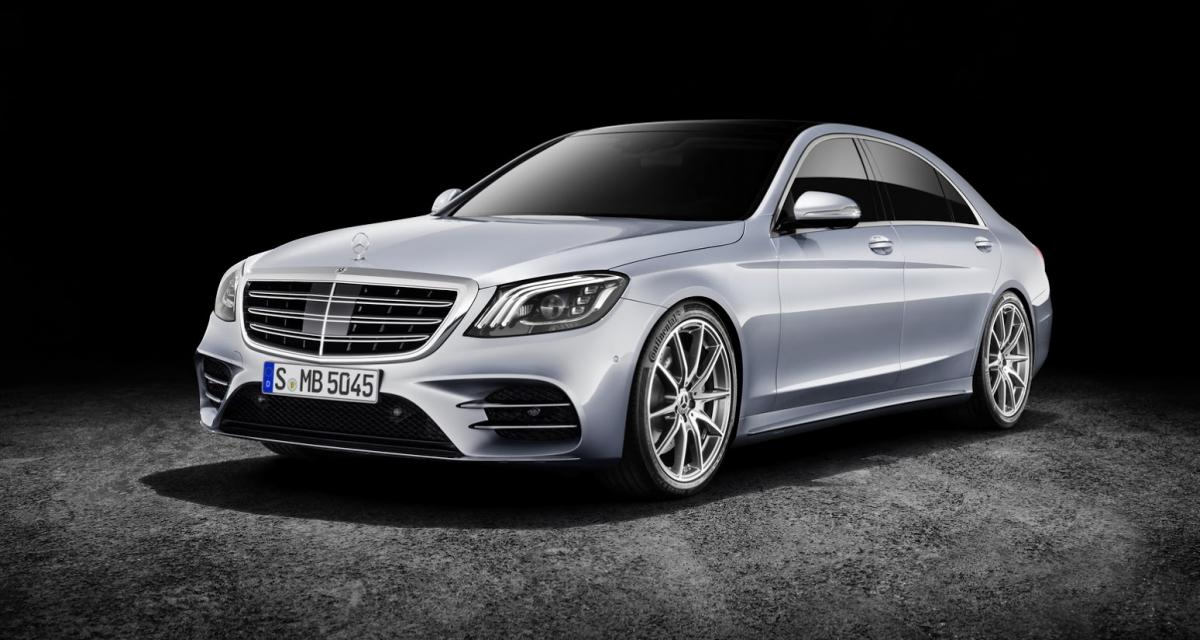 Mercedes Classe S restylée : presque une nouvelle génération