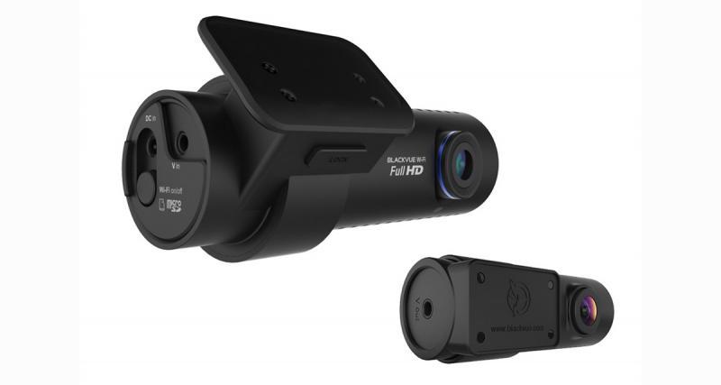 Les dash cam connectées Blackvue sont distribuées par Nav TV