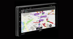Axis dévoile un autoradio GPS fonctionnant sous Android 6.0