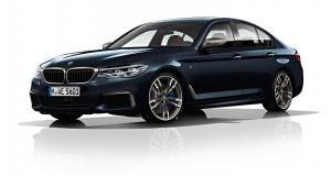 BMW M550d xDrive : quatre turbos pour la M5 Diesel