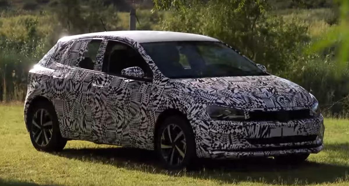 Volkswagen dévoile partiellement la nouvelle Polo