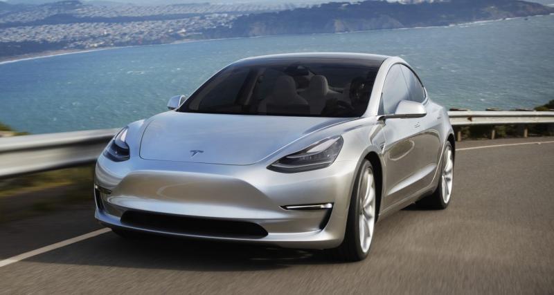 Tesla Model Y : le petit-frère du X arrivera en 2019
