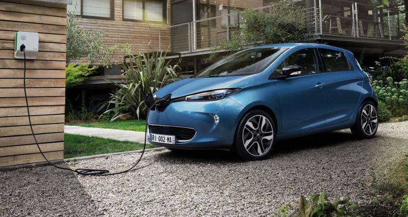 Nouvelle Renault ZOE : les batteries à 1 euro par mois pendant 12 mois grâce à Vente-privée