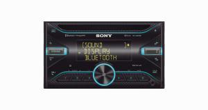 Sony présente un autoradio laser double DIN avec amplification Classe D