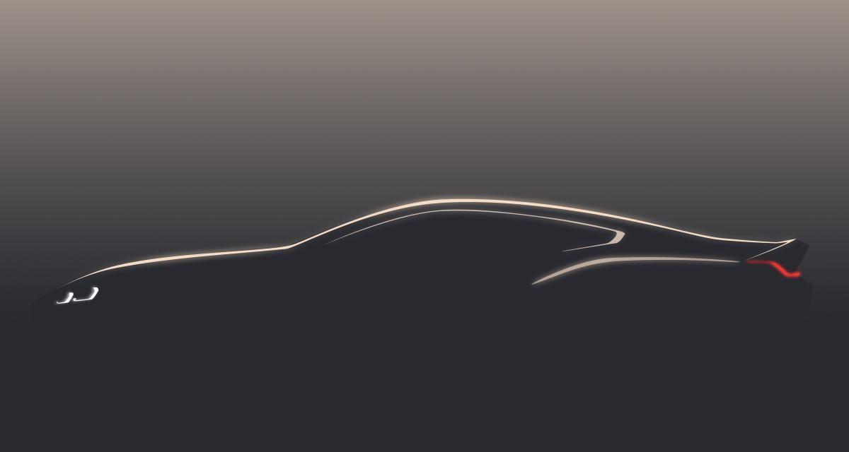 BMW Série 8 Coupé : sortie confirmée pour 2018