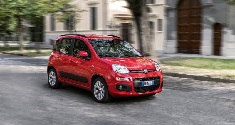 La Fiat Panda au rappel pour un problème d'airbags