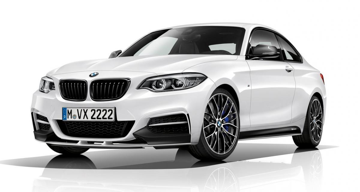 BMW M240i M Performance Edition : M-ée de tous les côtés