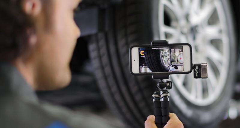 Video Check : un diagnostic en vidéo pour l'entretien de votre auto