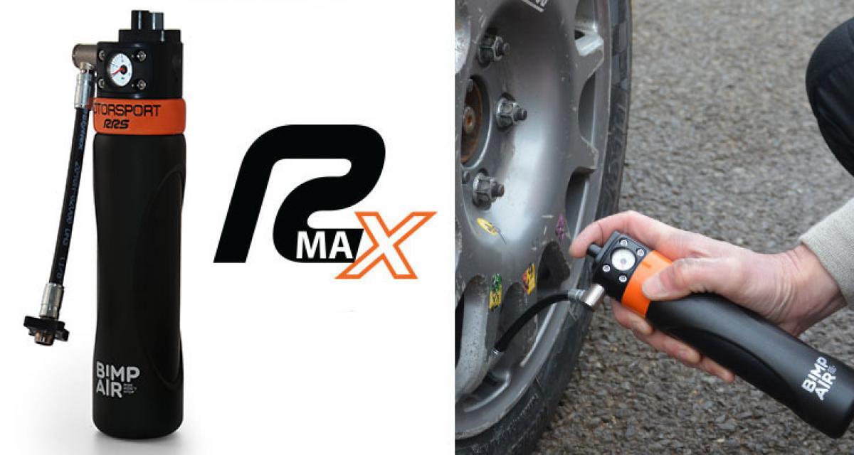 Regonflez vos pneus n'importe où grâce à ces bonbonnes d'air nomades
