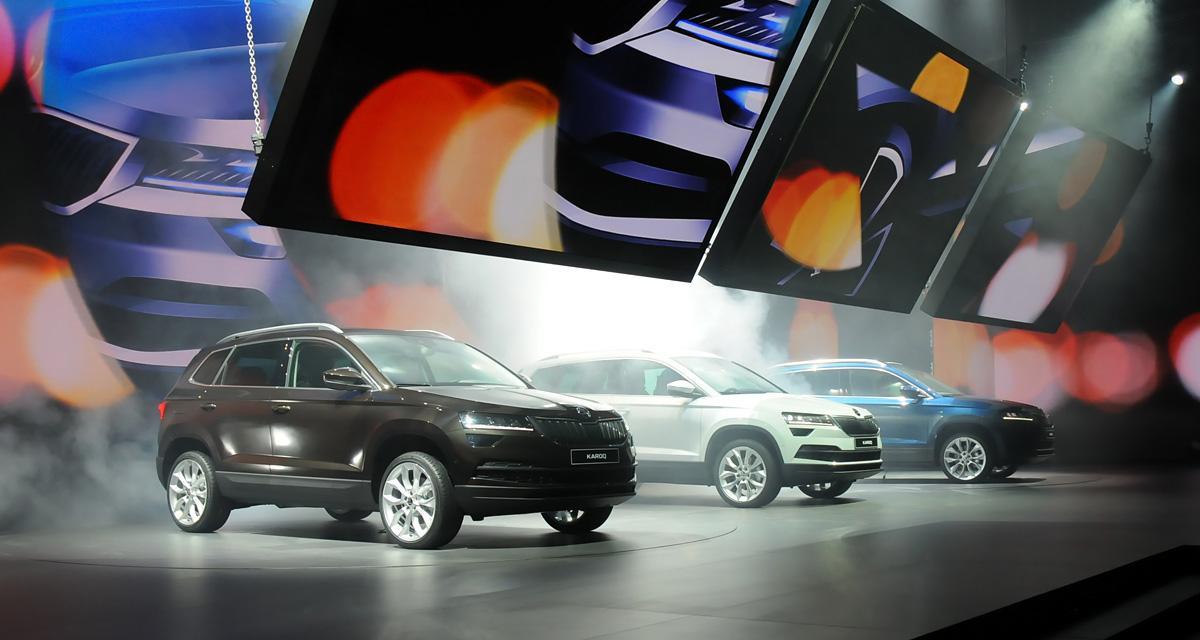 Skoda Karoq: un sérieux concurrent chez les SUV compacts