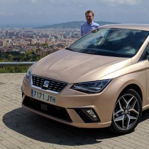 Essai Seat Ibiza 2017: en conquérante