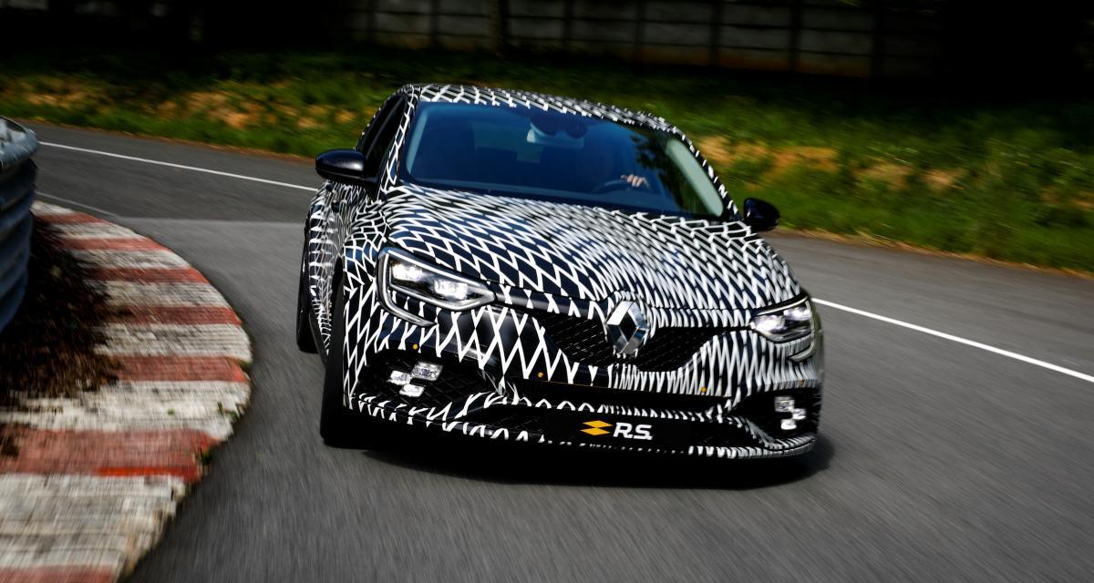 La nouvelle Renault Mégane R.S. sera au Grand Prix de Monaco