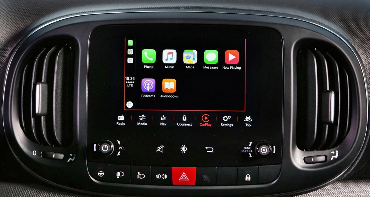 La nouvelle Fiat 500 adopte un système multimédia high-tech et une installation BeatsAudio