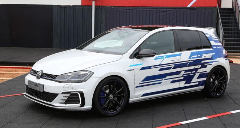 Volkswagen Golf GTE Performance : vers plus de pep's pour l'hybride rechargeable ?