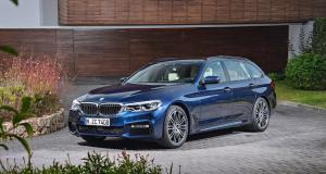 Guide d'achat : la nouvelle BMW Série 5 Touring face à la concurrence
