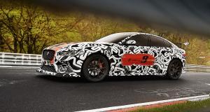 Jaguar XE Project 8 : la plus puissante des Jaguar de route en préparation